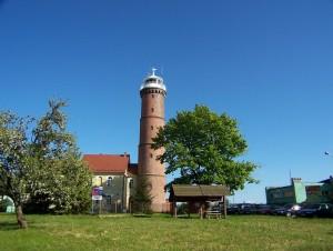latarnia w Jarosławcu