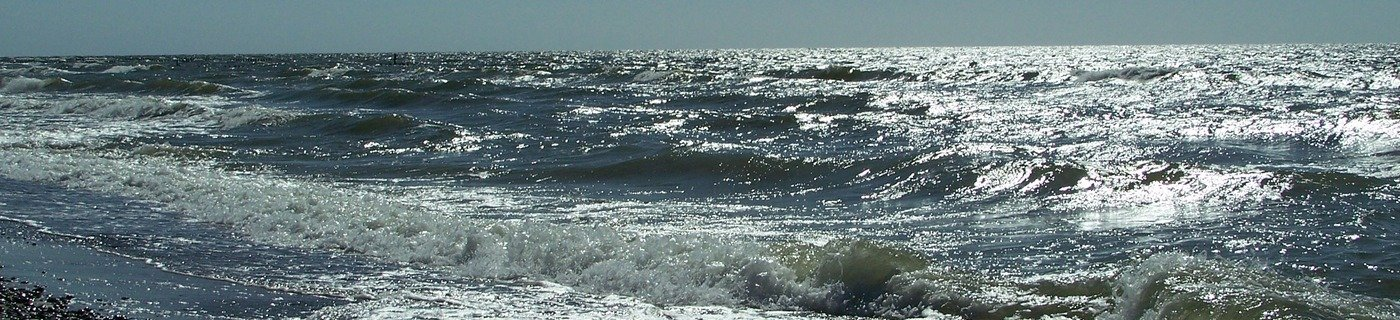 wzburzone morze