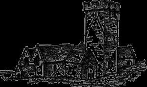 grafika klasztor
