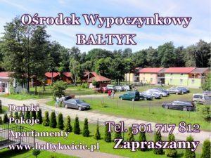 osrodek wypoczynkowy baltyk w Wicie