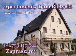 dom bałtycki pokoje