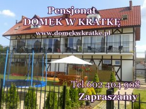 pensjonat domek w kratke