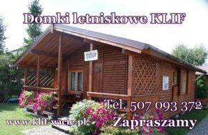 ośrodek domków Klif