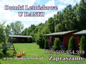 domki wczasowe U Danki