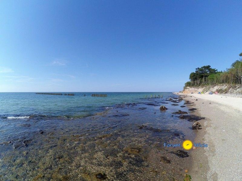 plaże w Wicie